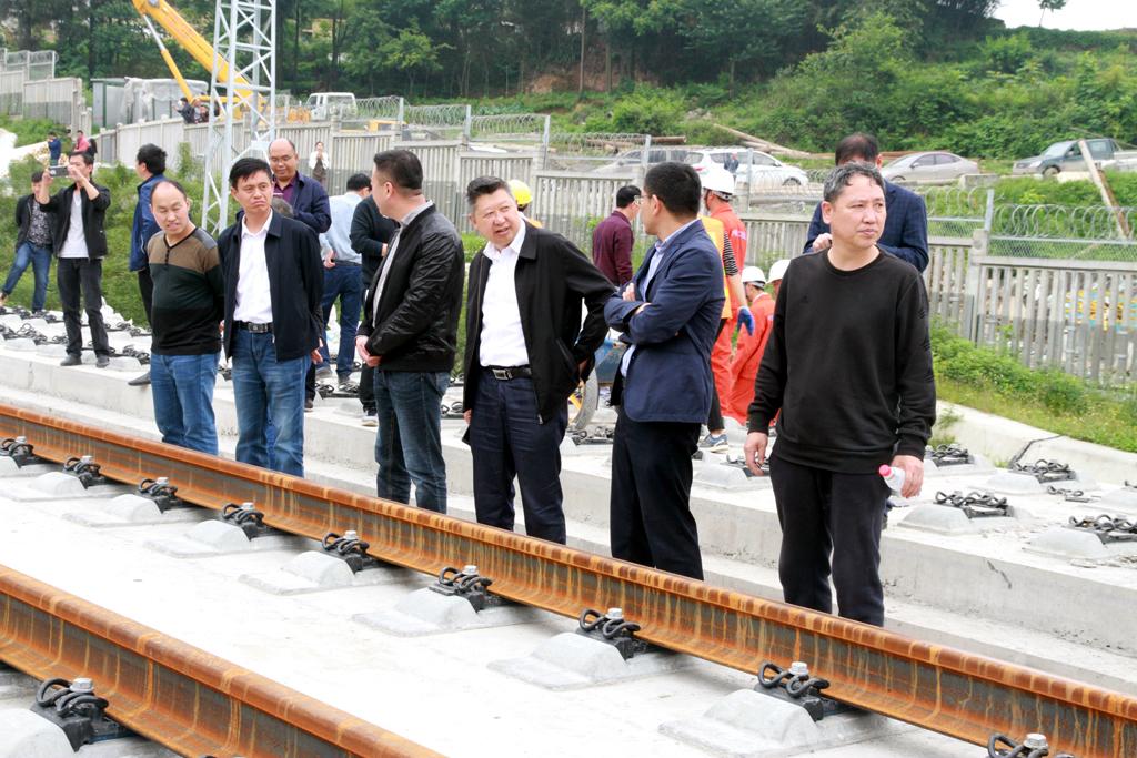 镇雄:开展巡查护航 全面助力重点交通项目建设